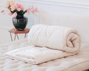 Home of Wool Natural Wool Duvet Insert